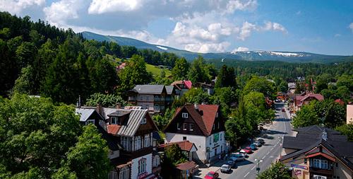 Horská obec Karpacz, Polsko