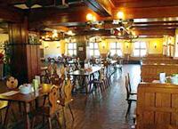 Luční bouda - restaurace
